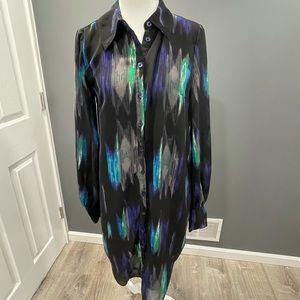 Kirna Zabete for Target Dress Patterned Small